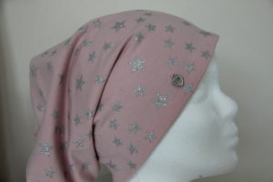 rosa silber JERSEY