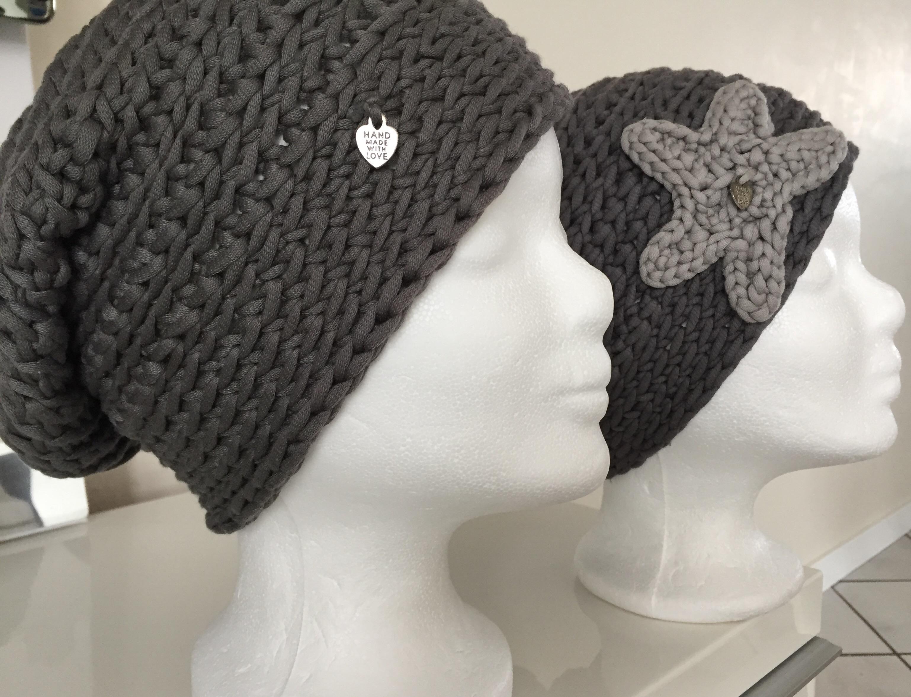 Der Herbst ist da, Zeit für eine neue Mütze