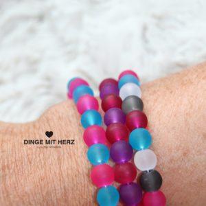 DINGE MIT HERZ Armband Sommer Sale alle Farben 01